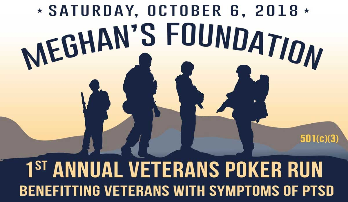 Meghans Foundation Poker Run Oct. 6 2018