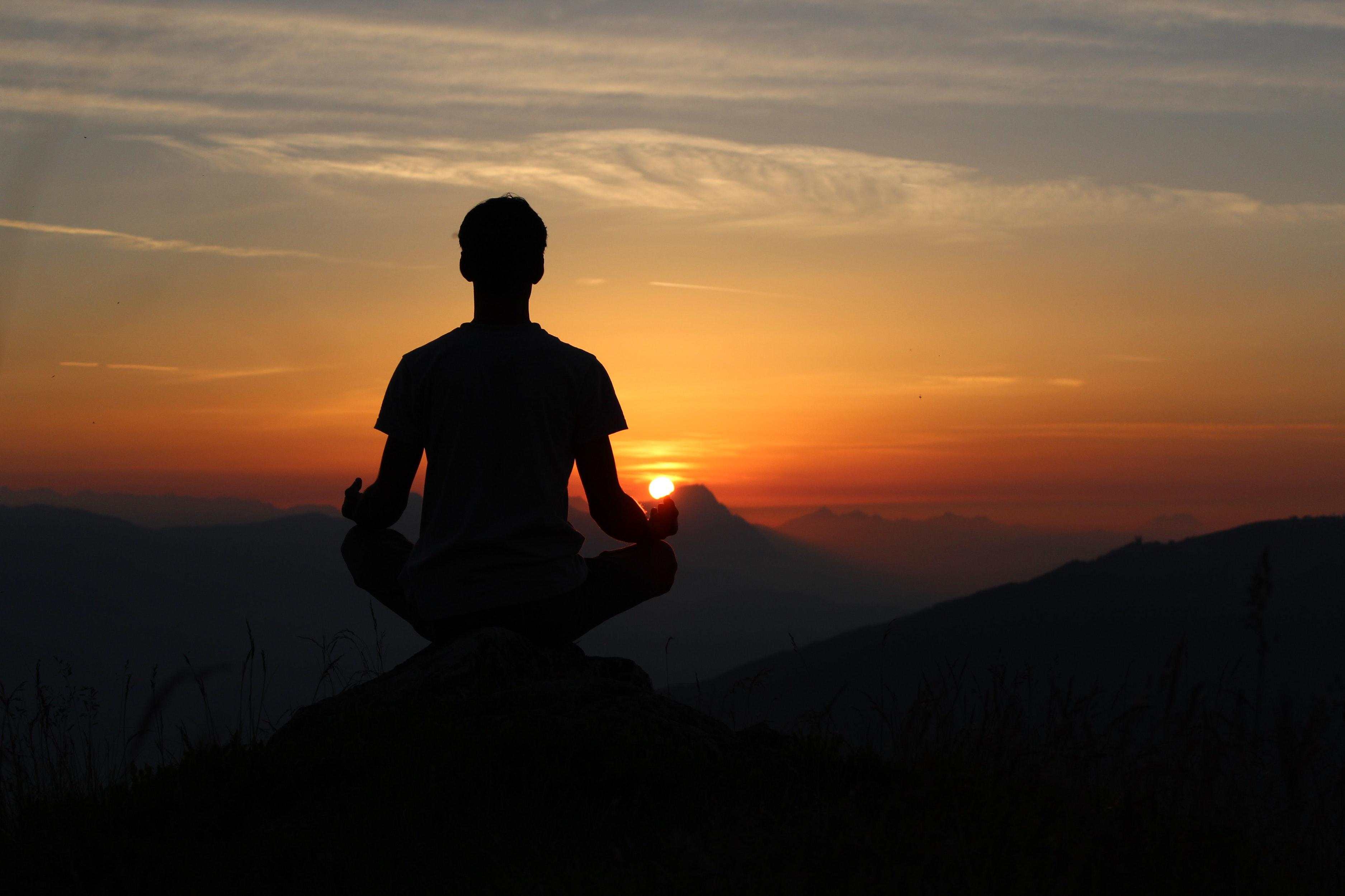 Veterans Find Healing Through Yoga And Meditation