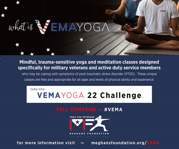 Announcing The VEMA YOGA Challenge