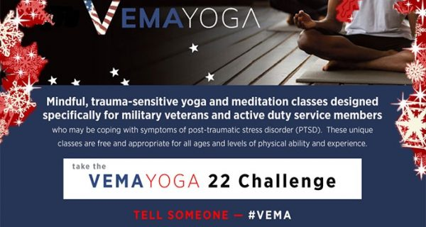 Holiday VEMA Challenge Announced!