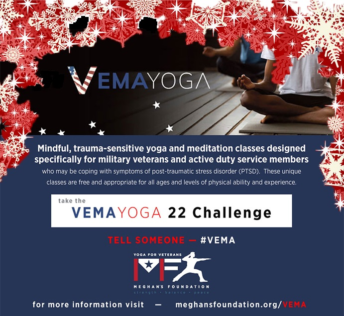Holiday VEMA YOGA Challenge