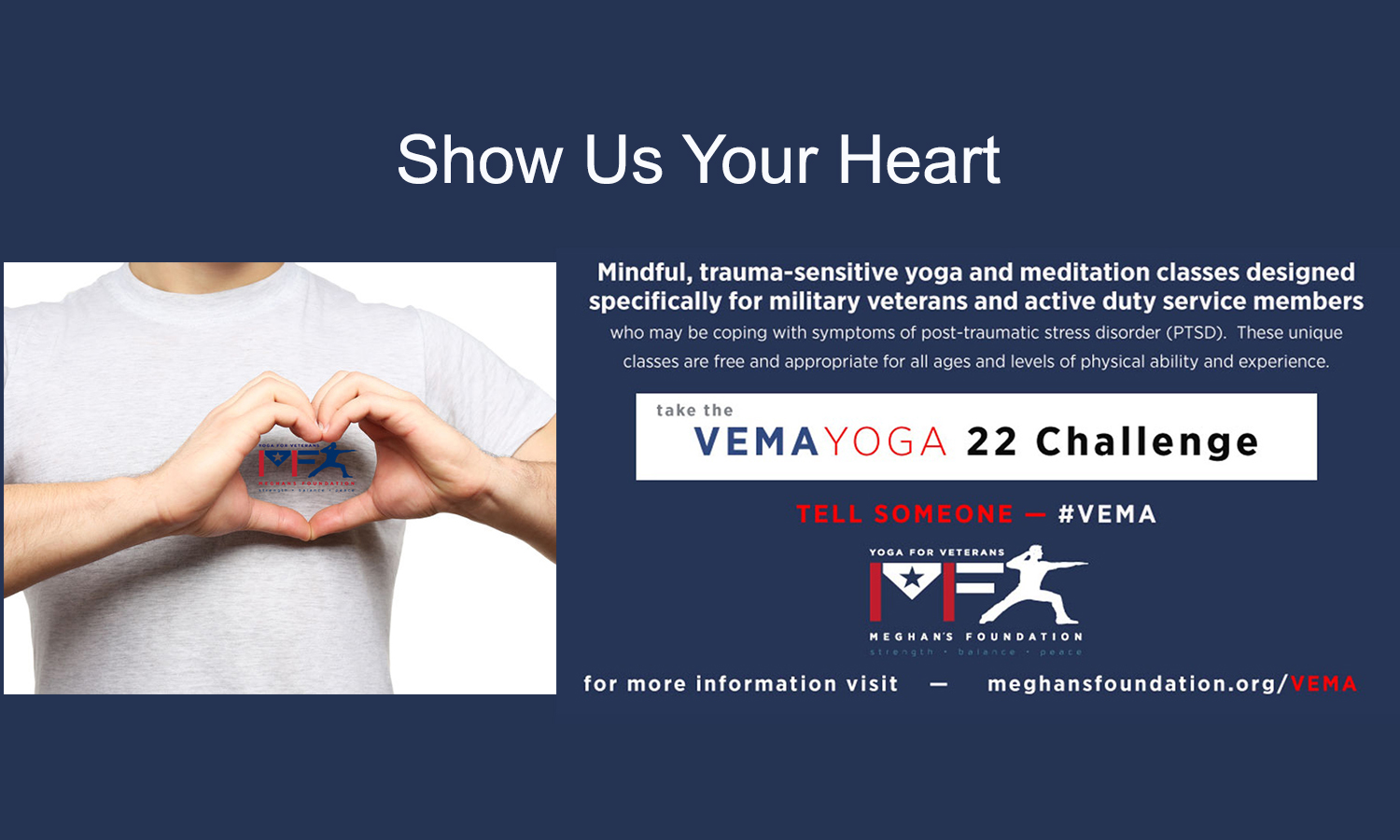 Show Us Your Heart Web banner