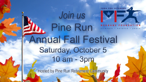 Pine Run Retirement Community Annual Fall Festival