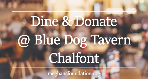 Dine & Donate At Blue Dog Tavern