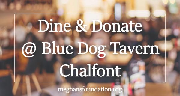 Dine & Donate At Blue Dog Tavern
